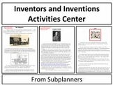 Inventors and Inventions Activities Center