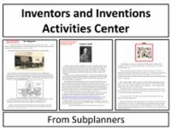 list of all inventions and inventors name pdf download