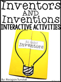 Inventors and Inventions Social Studies Interactive Activities