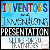 Inventors and Inventions Presentation