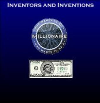 Inventors and Inventions: The United States Smartboard(Notebook Software) Game