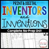 Inventors and Inventions Unit   Distance Learning Google