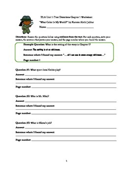 Inventors and Inventions Worksheet Pack! (DCPS Unit 1 Comm