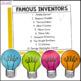 Close Reading: Inventors Articles