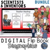 Inventors and Scientists Digital Biography Template Pack