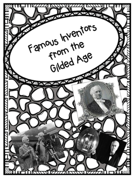 Inventors in the Gilded Age Research Booklet