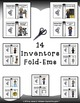Inventors of Black History Mini Fold-Ems and Activities