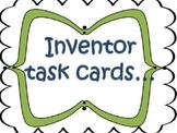 Inventors task cards