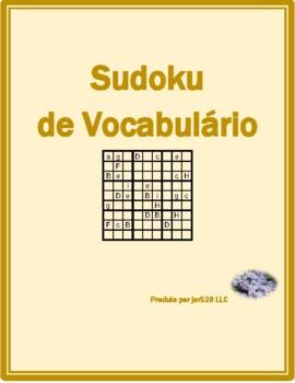 Inverno (Winter in Portuguese) Sudoku