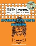 Inverse Functions - Algebra