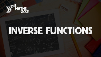 Inverse Functions - Complete Lesson