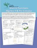 Inverse Functions Vizual Notes