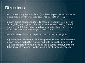 Inverse Functions Game