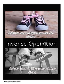 Inverse Operation Poster