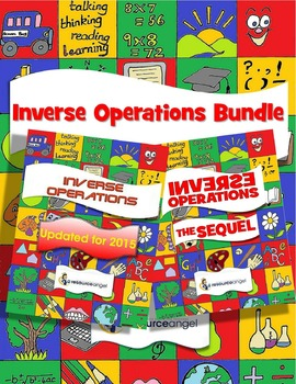 Inverse Operations Bundle
