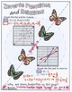 Inverse Functions Doodle Graphic Organizer