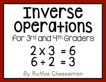 Inverse Operations: Multiplication and Division
