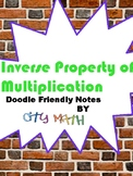Inverse Property of Multiplication