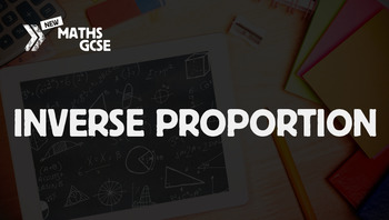 Inverse Proportion - Complete Lesson