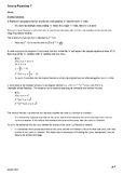 Inverse Trigonometric Functions (Notes and Questions)