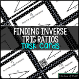 Inverse Trigonometric Ratios: 24 Task Card