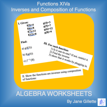 Inverses and Composition of Functions