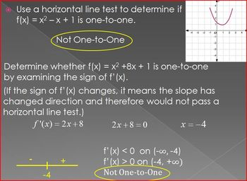 Inverses and One-to-One (PP)