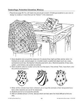 Invertebrate Forms of Self-Defense