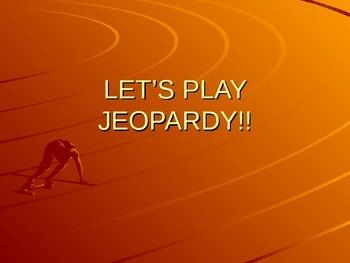 Invertebrate Jeopardy