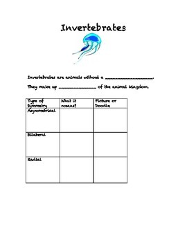 Invertebrate Notes