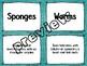 Invertebrates Card Sort