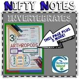 Invertebrates Nifty Notes