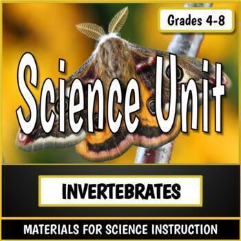 Invertebrates Unit - From Sponges to Echinoderms