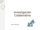 Investigación Colaborativa