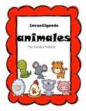 Investigacion de animales