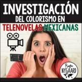 Investigación del colorismo en telenovelas mexicanas