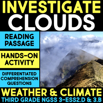 Investigate Clouds - Weather & Climate Science Station