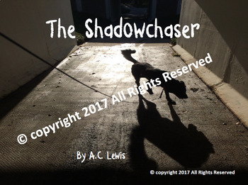 Investigate Shadows with The Shadowchaser in this Picture Book!