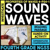 Investigate Sound Waves & Build a Telephone - Sound Station Station