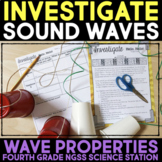Investigate Sound Waves & Build a Telephone - Sound Statio