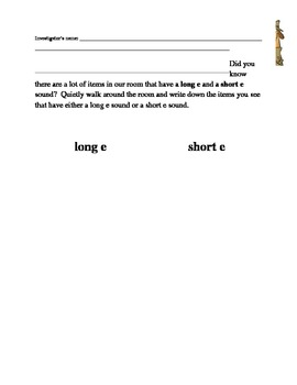 Investigate and Discover Long and Short e