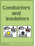 Investigate conductors and insulators