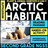 INVESTIGATE the Arctic Habitat - Second Grade Science Station