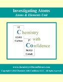 Investigating Atoms (Technology Activity)