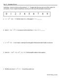 Investigating Characteristics of Lines - Matching