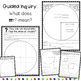 Circle Area Inquiry Activity and Worksheets - Discovering Pi with Radius Squared