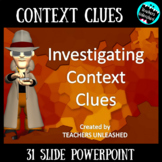 Context Clues PowerPoint Lesson