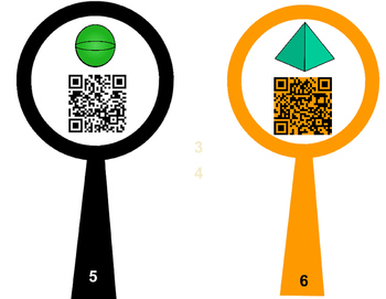 Investigating Faces, Edges and Vertices: A QR Code Activitiy