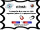 Investigating Force, Motion, Energy, Grade 3 Word Wall, TEKS, Science Units 2, 3