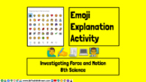 Investigating Force and Motion Google Slides 8th Science G